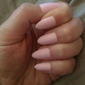 Accessories Beauty Light Pink Acrylic Nails Fashion Acrylic Poshmark